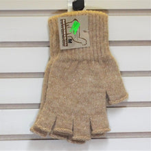 Load image into Gallery viewer, Alpaca Fingerless Gloves