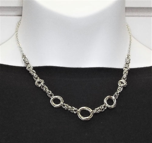 Necklace, Chainmaille