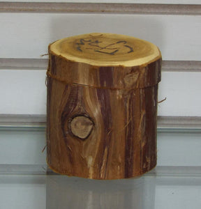 Rustic Trinket Box