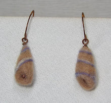 Load image into Gallery viewer, Felted Earrings - CLEARANCE