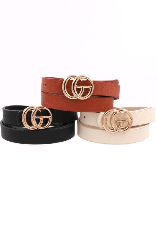 "27 ""It's a G Thang"" Belt - Small Buckle"