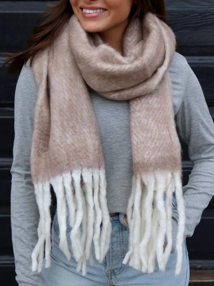 TWENTYSEVEN the label Chunky Scarf