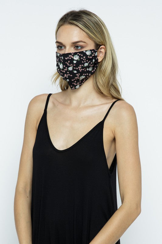 27 Polyester PPE Face Mask