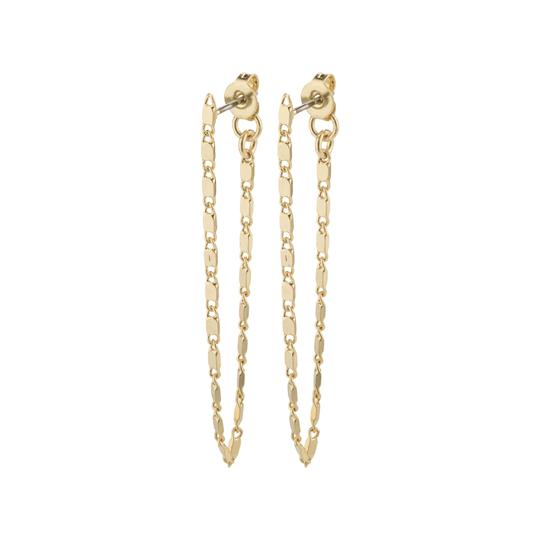 PILGRIM Intuition Chain Earrings