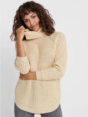 ONLY Mella Rollneck Knit Pullover