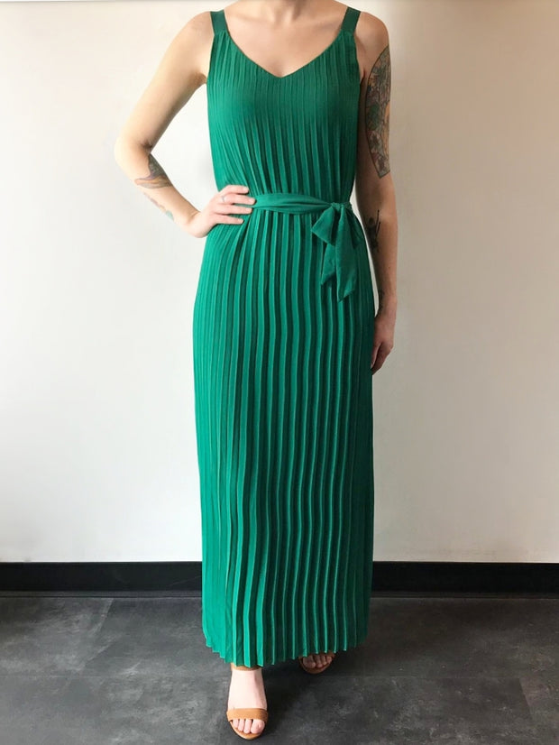 ONLY Pleated Maxi Dress