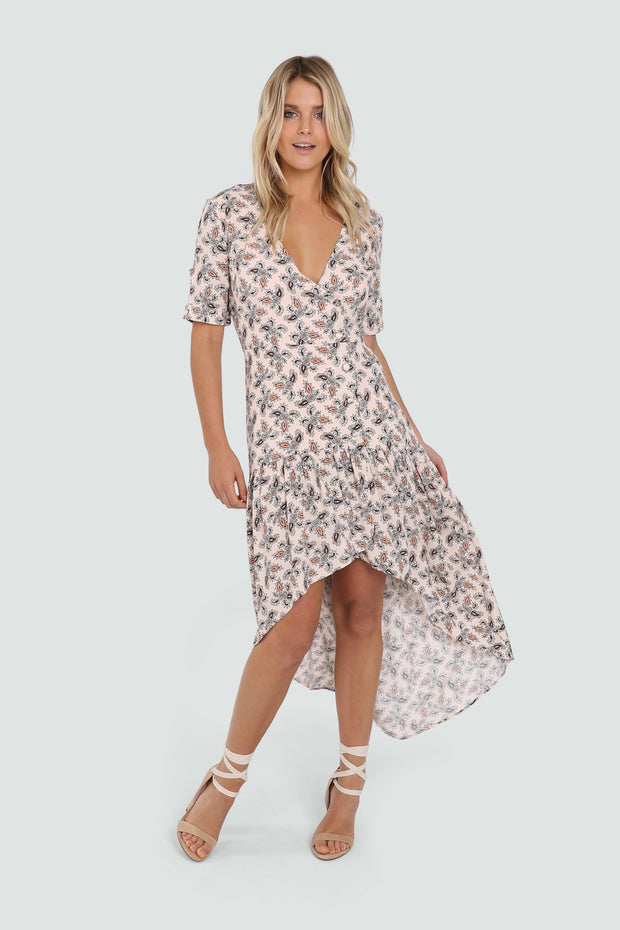 LOST IN LUNAR Roxy Maxi Dress