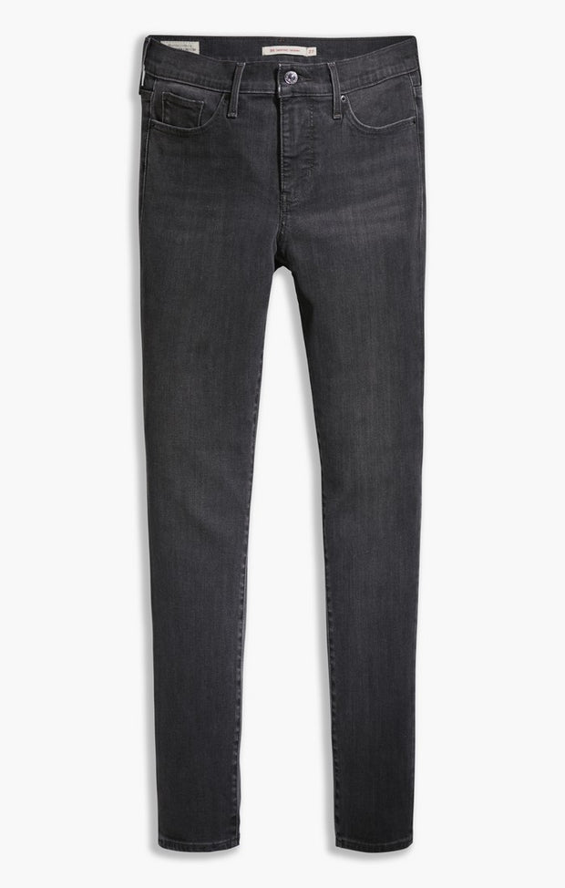 LEVI'S 311 Shaping Skinny Washed Black Tide