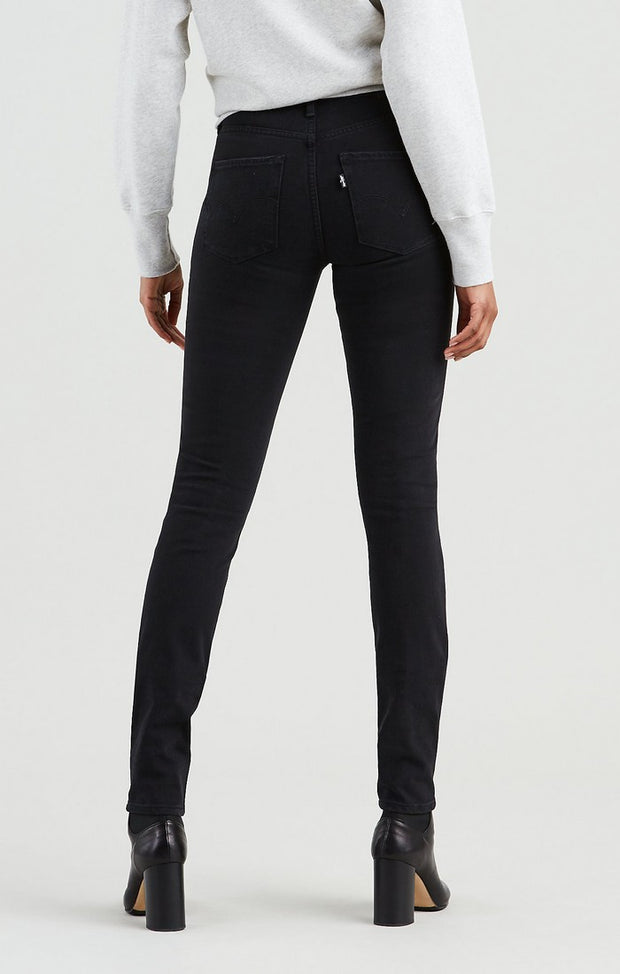 LEVI'S 311 Shaping Skinny 4x Stretch New Ultra Black