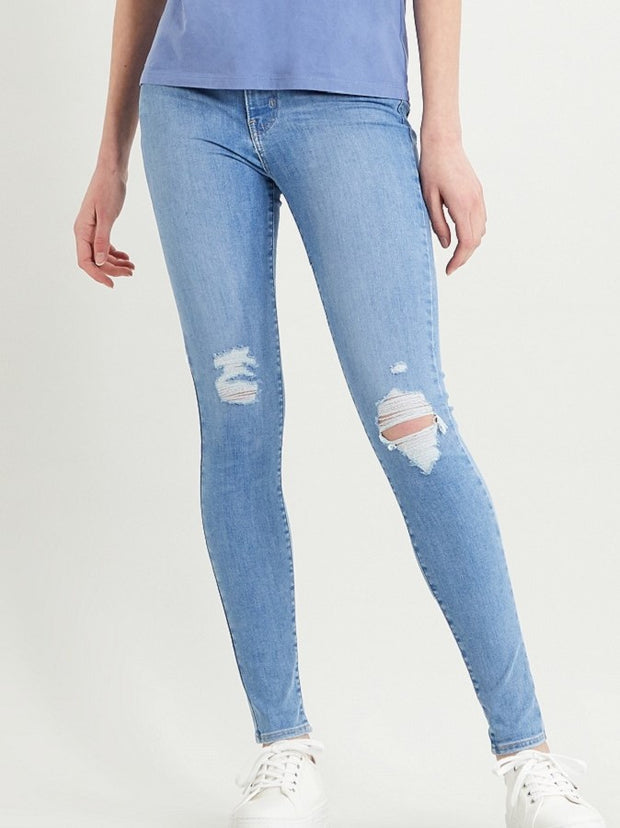 LEVI'S Mile High Super Skinny Galaxy Far Away