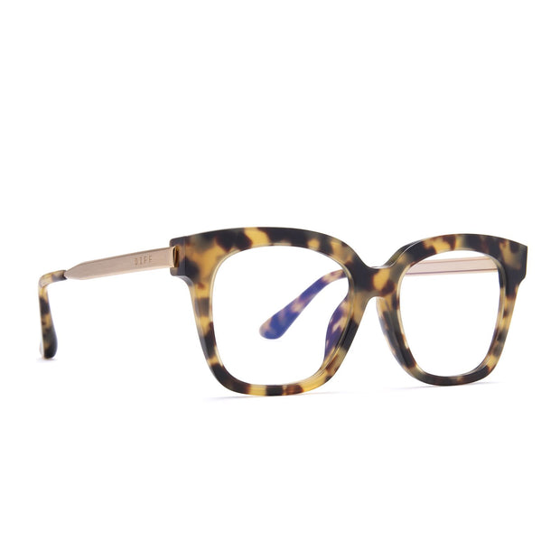 DIFF EYEWEAR Bella XS Blue Light Glasses