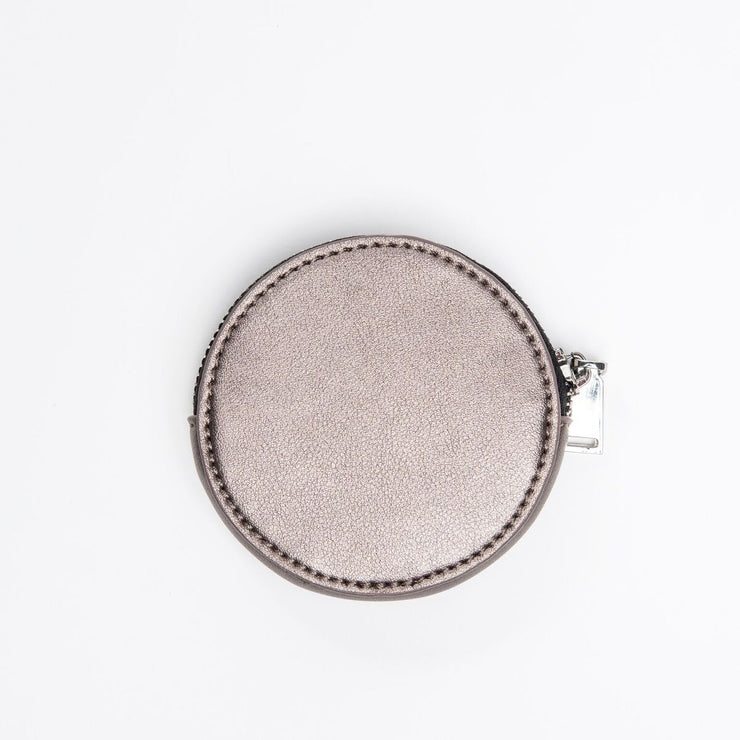 CO LAB 6017 Rock & Chain Round Coin Purse