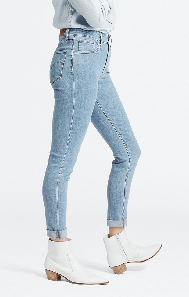 LEVI'S 721 High Rise Skinny San Francisco Sunset