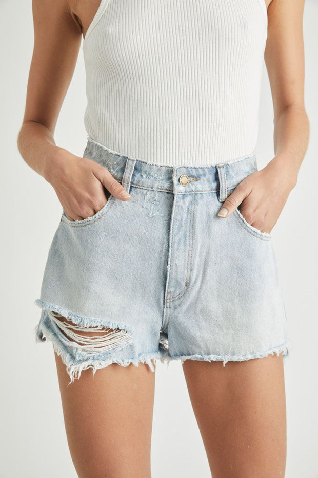 ROLLA'S X SOFIA RICHIE Dusters Short - Layla Bleach