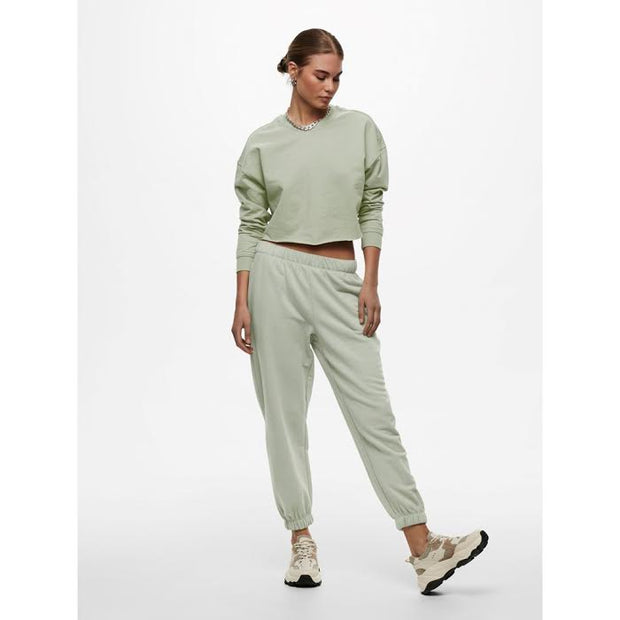 ONLY Zoey Cropped Pullover