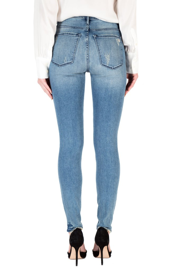 BLACK ORCHID Gisele High Rise Super Skinny - The Wild Bunch
