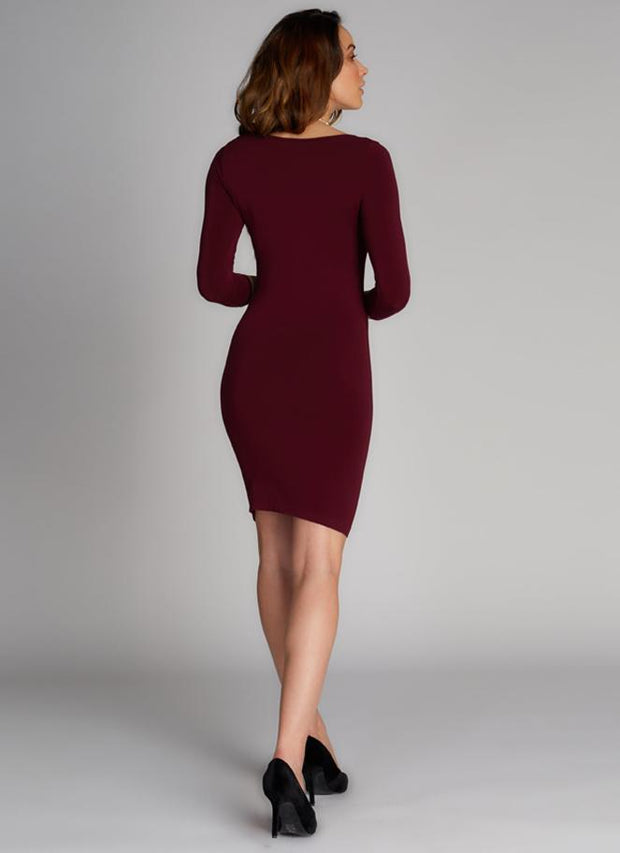C'EST MOI Bamboo 3/4 Sleeve Dress