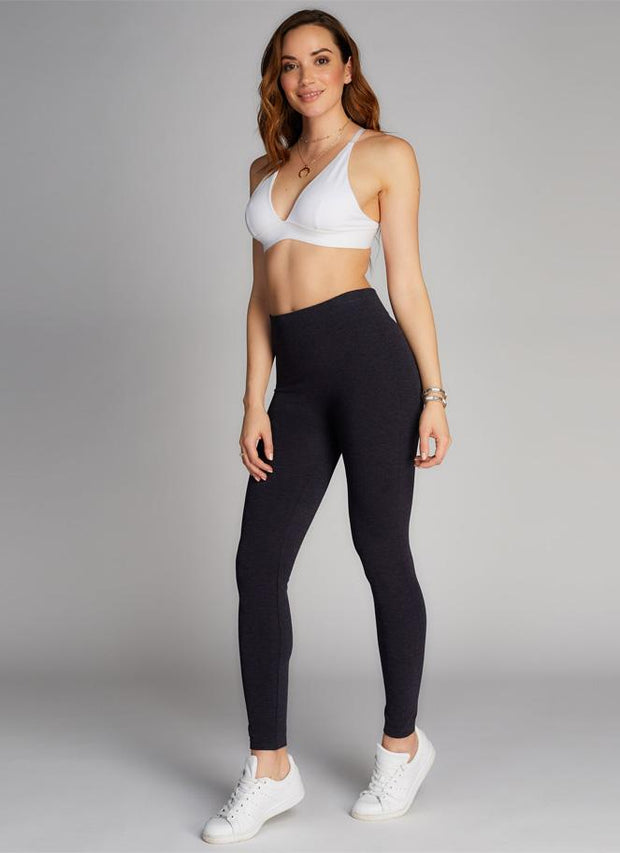 C'EST MOI Bamboo Fleece Lined Legging