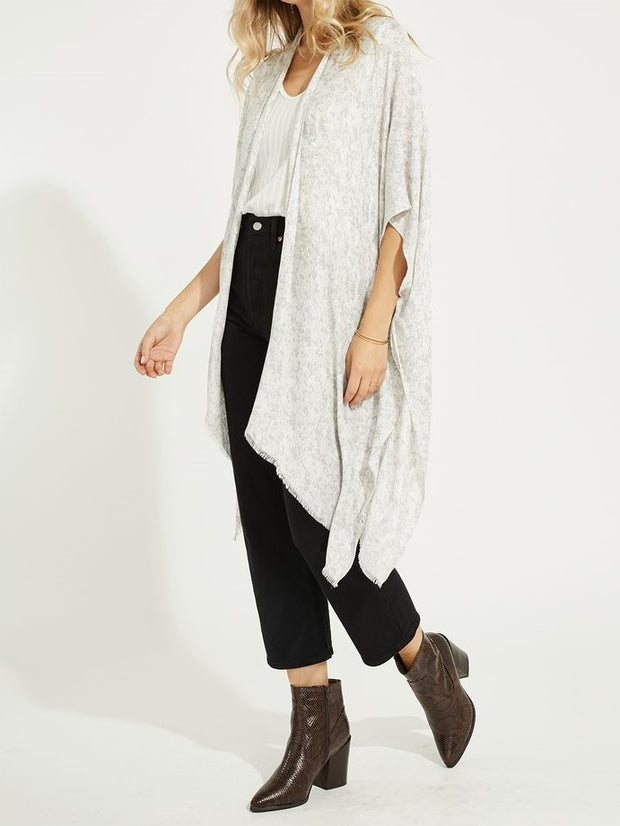 GENTLE FAWN Galaxy Kimono Cover Up