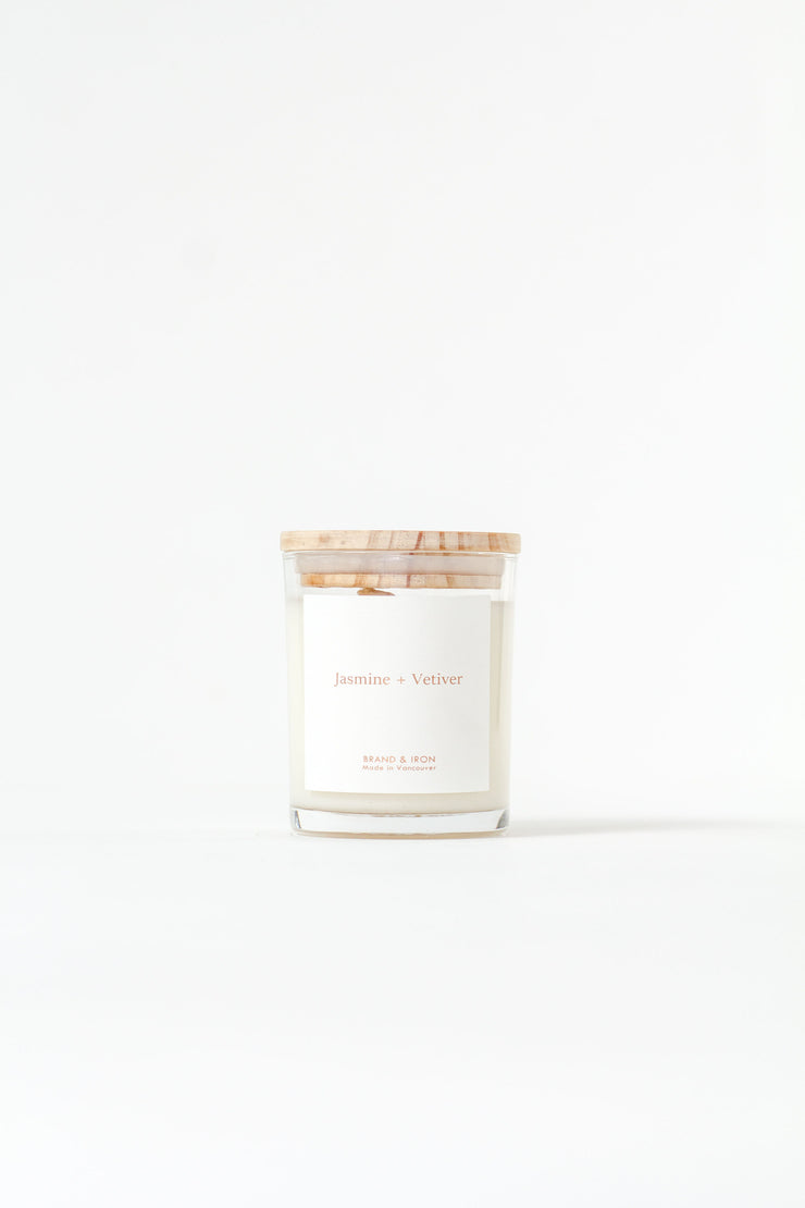 BRAND & IRON Copper Series Candle
