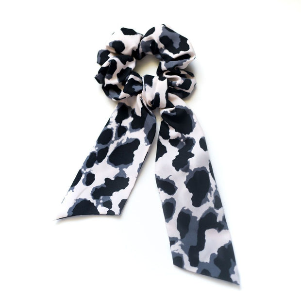 KASH & CO Scrunchie Scarf Tie