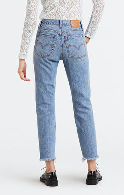 LEVI'S Wedgie Icon Fit Jeans Shut Up