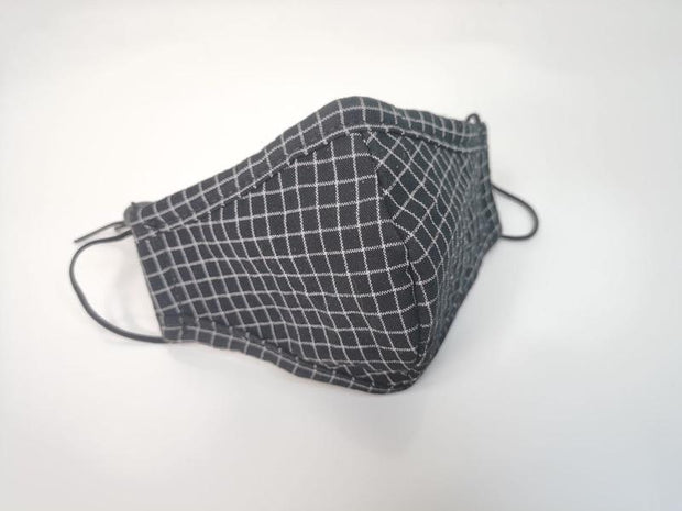 27 Adjustable Fabric PPE Face Mask