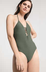 Z SUPPLY Eve One Piece Swimsuit