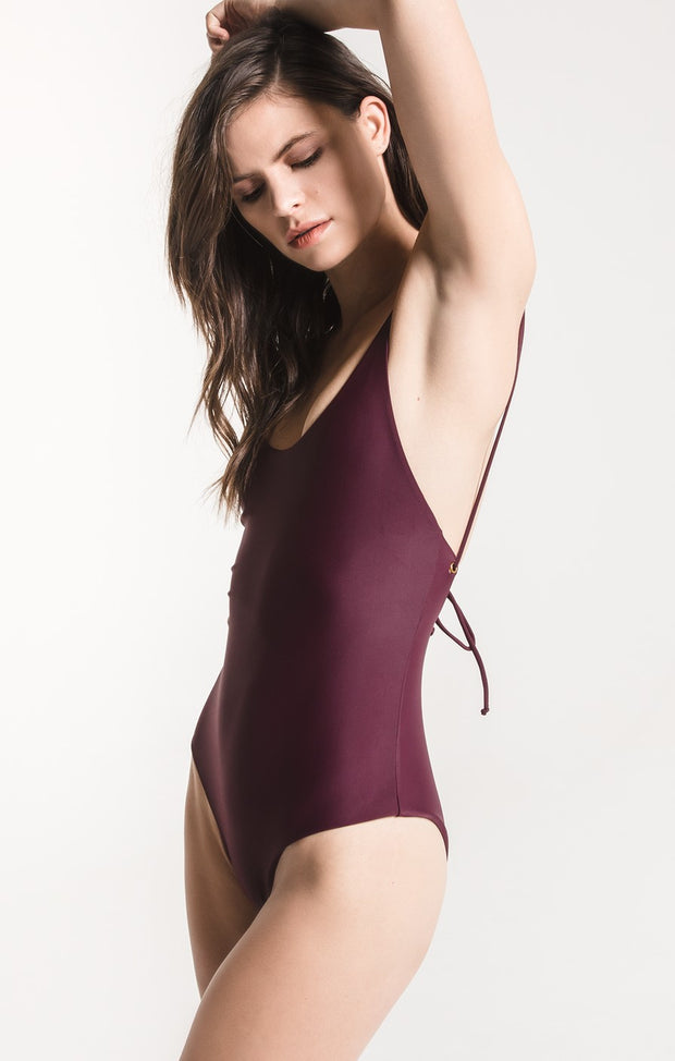 Z SUPPLY Ida One Piece Swimsuit