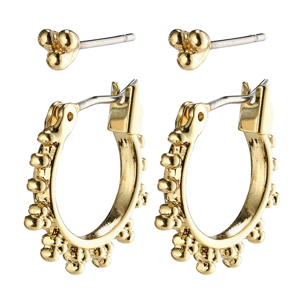 PILGRIM Kate Earrings Set