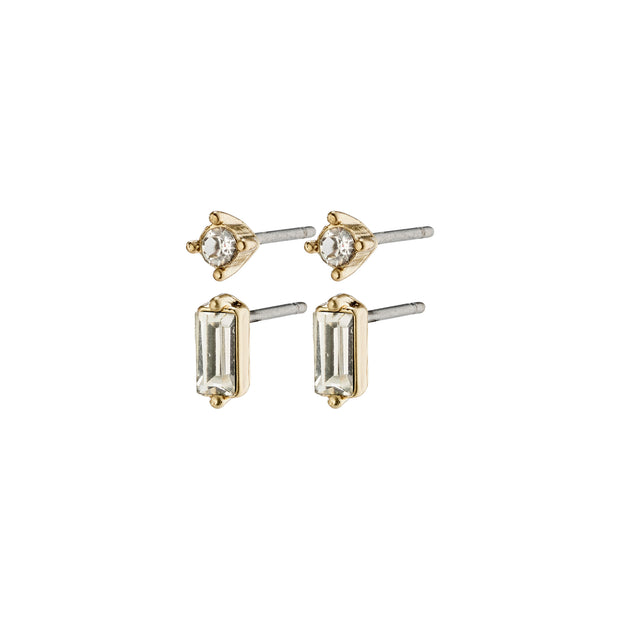 PILGRIM Sabrina Earrings Set