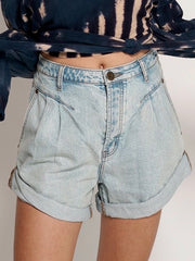 ONETEASPOON Kansas High-Waist Streetwalkers Shorts