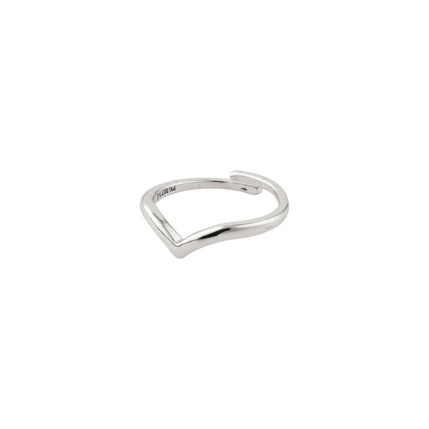 PILGRIM Lulu Wishbone Ring