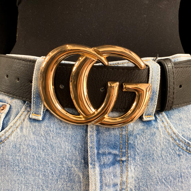 "27 ""It's a G Thang"" Belt - Large Buckle"