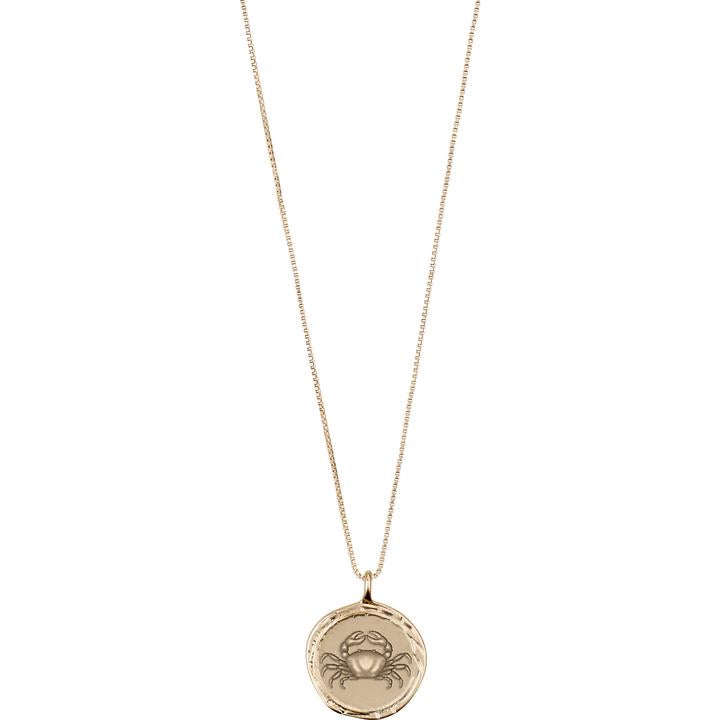 PILGRIM Horoscope Double Sided Necklace