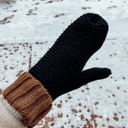 TWENTYSEVEN the label Fleece Lined Mittens