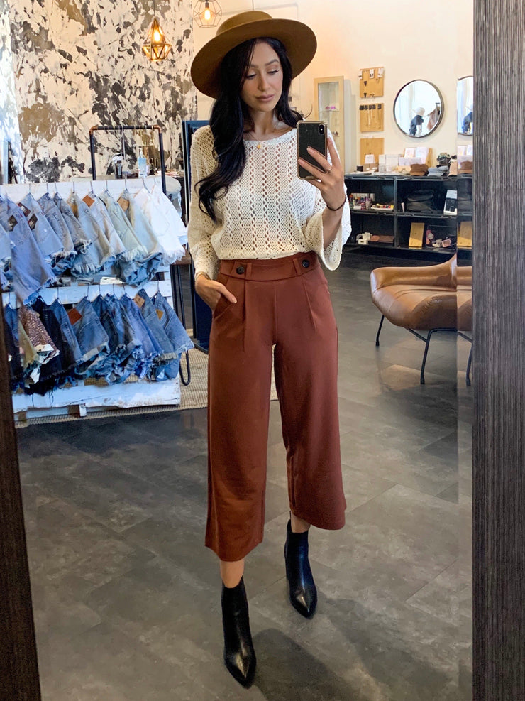 JDY Geggo High Waisted Pants