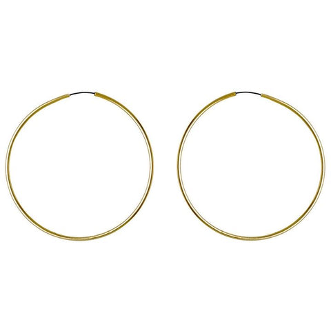PILGRIM Sanne Hoop Earrings