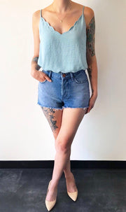 ONETEASPOON Hollywood High Waist Bonita Shorts