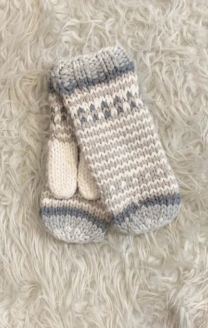 LEMON Cottage Ski Mitten