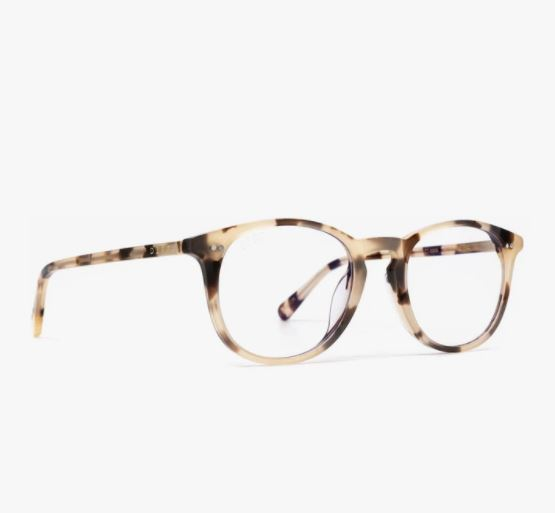 DIFF EYEWEAR Jaxson Blue Light Glasses