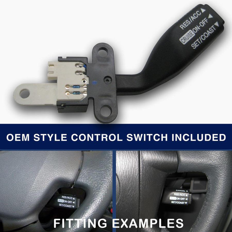 Cruise Control Kit to suit Toyota 70-79 Series LandCruiser VDJ HDJ