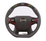 Merlot Red 2020 Edition Steering Wheel suit Toyota LandCruiser 70 200 - PREORDER