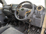 Front Air Vent Ring Covers to suit Toyota LandCruiser 70 Series