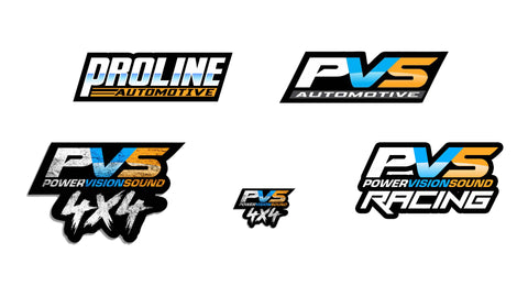 PVS Sticker Value Pack