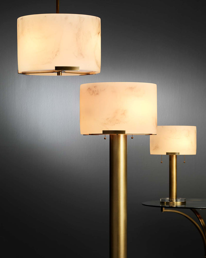 elancourt floor lamp