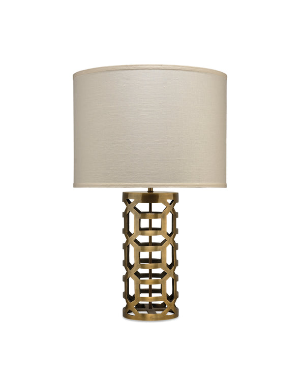 Labyrinth Table Lamp