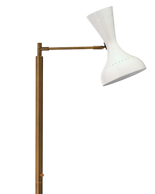 Pisa Swing Arm Floor Lamp