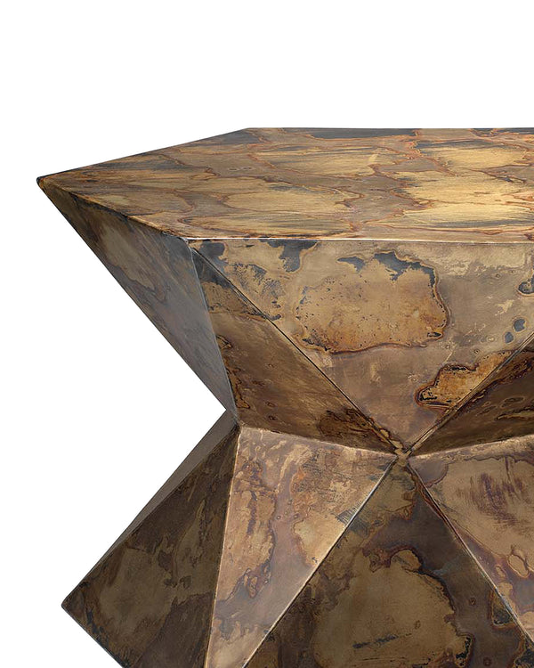 Large Crown Side Table