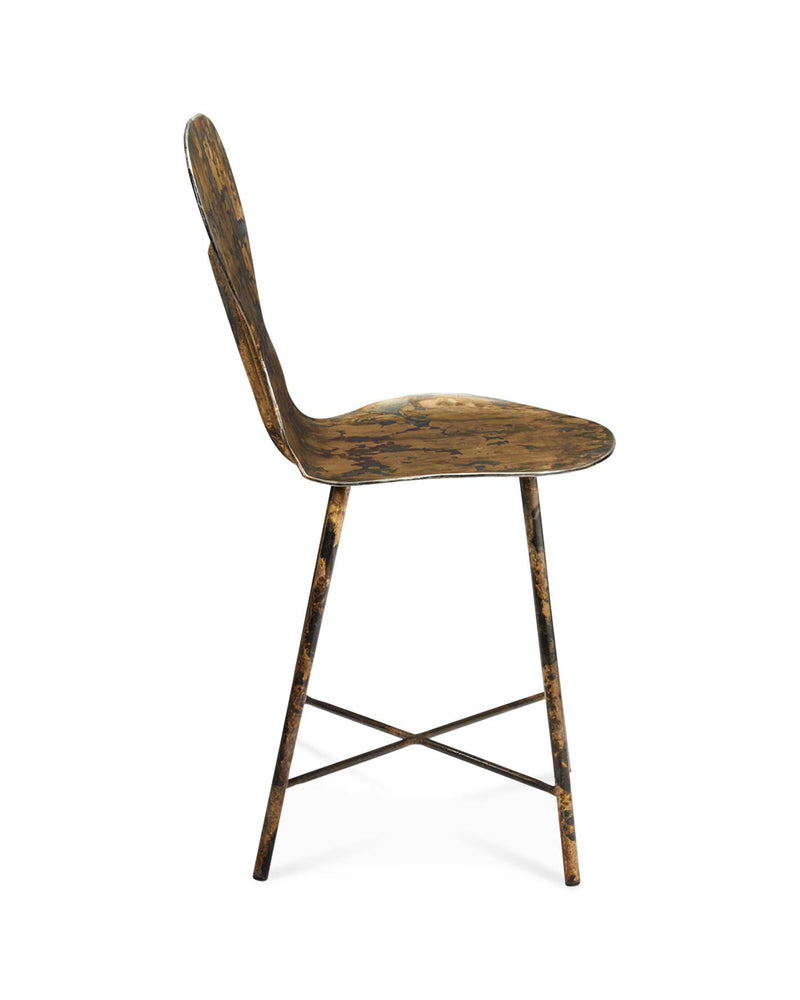 mccallan metal chair